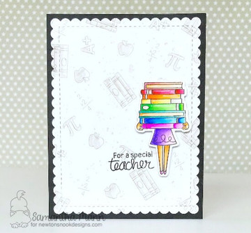 Classy Teachers Stamp Set ©2018 Newton's Nook Designs