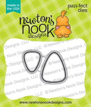 Candy Corn Die Set ©2018 Newton's Nook Designs