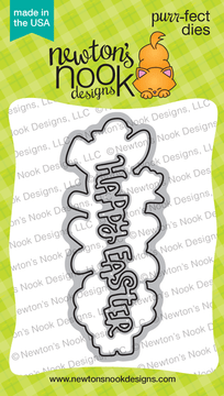 Spring Pile Up Die Set ©2019 Newton's Nook Designs