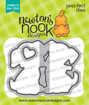 Puppy Pals Die Set ©2019 Newton's Nook Designs
