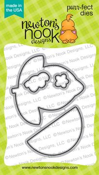 Lemon Twist Die Set ©2019 Newton's Nook Designs