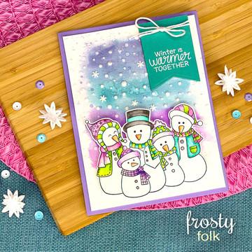 Frosty Folks