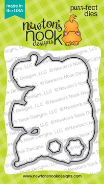 Frosty Folks Die Set ©2019 Newton's Nook Designs