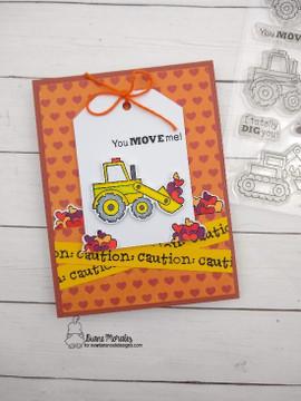 Love Quarry Stamp Set ©2020 Newton's Nook Designs