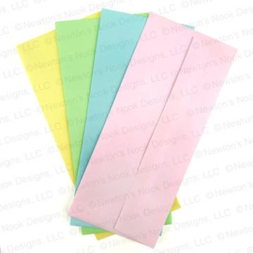 #10 Envelope Assortment - Pastels by Newton's Nook Designs