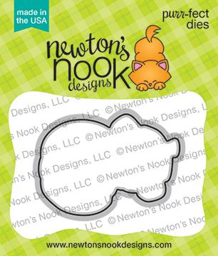 Pug-kin Die Set ©2020 Newton's Nook Designs