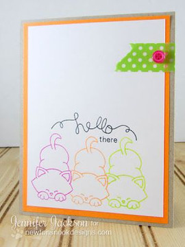 Newton's Antics Stamp set ©2013 Newton's Nook Designs
