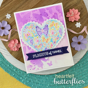 Heartfelt Butterflies