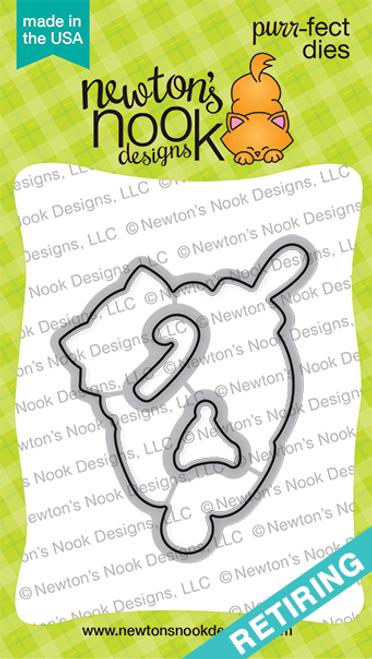 Ornamental Newton Die Set ©2016 Newton's Nook Designs