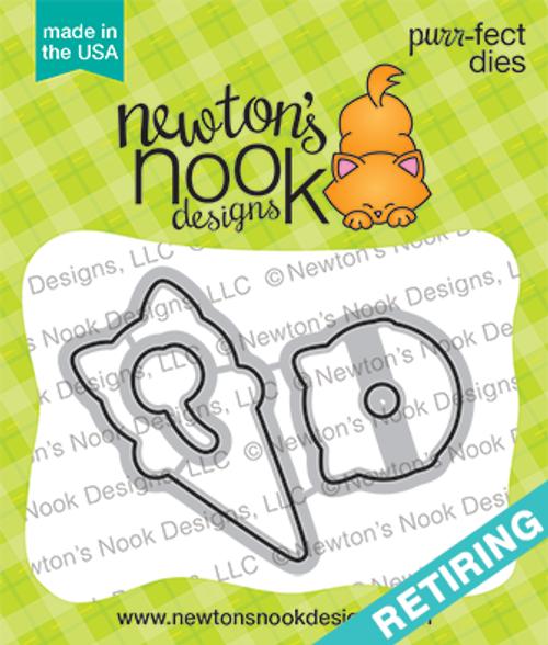 Cat Treats Die Set ©2018 Newton's Nook Designs