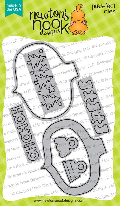 Ornament Shaker Die Set ©2018 Newton's Nook Designs