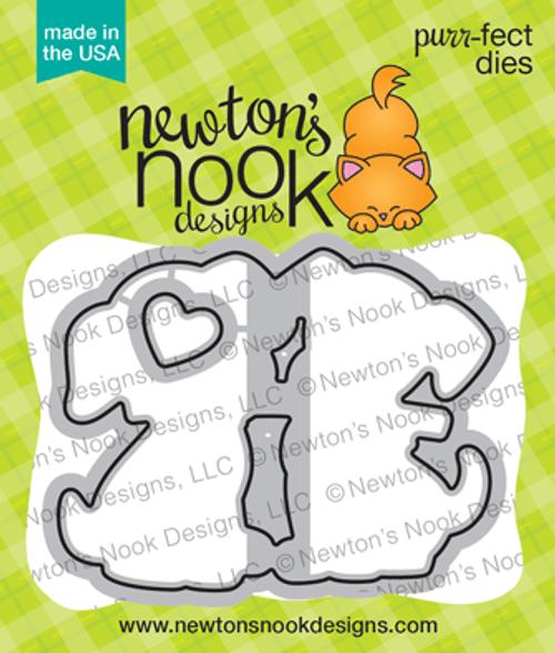 Puppy Pals Die Set ©2019 Newton's Nook Designs