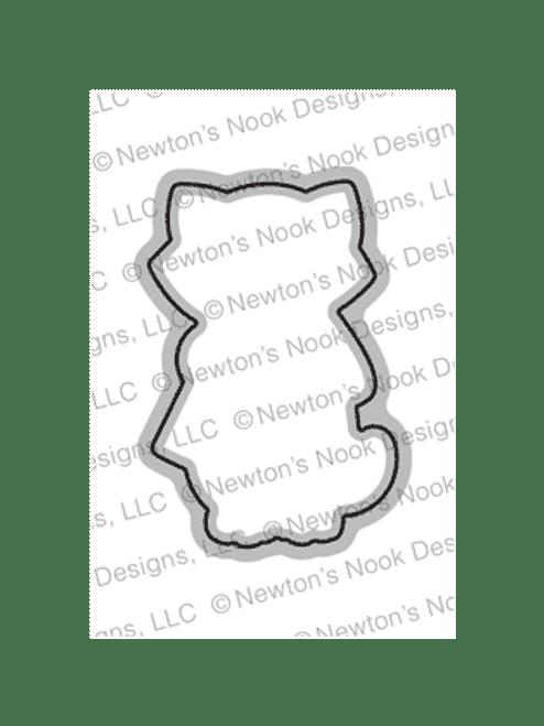 Newton's Melon Die Set ©2019 Newton's Nook Designs