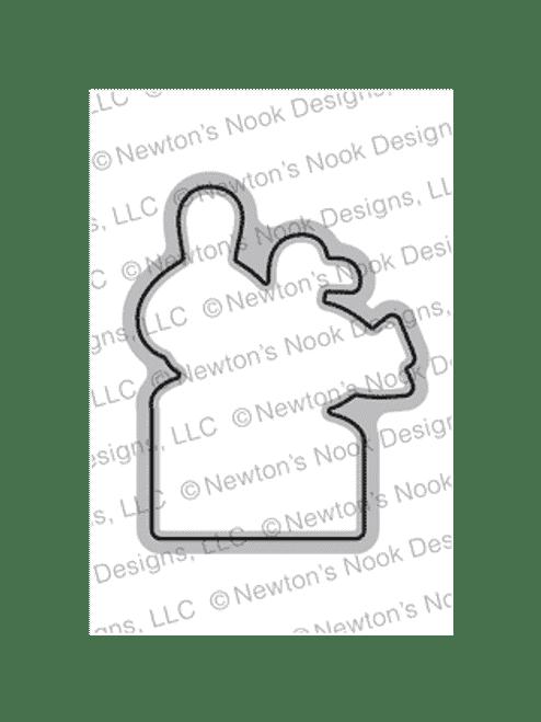 Gull Friends Die Set ©2019 Newton's Nook Designs