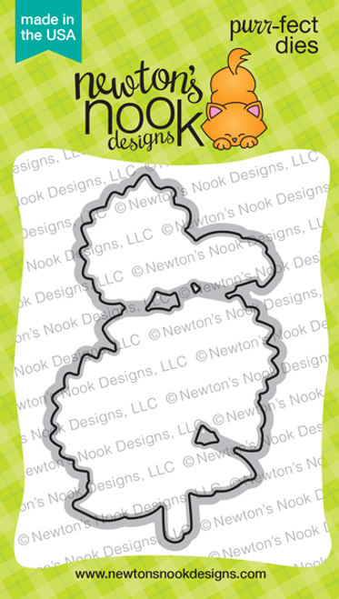 Sunflower Days Die Set ©2019 Newton's Nook Designs