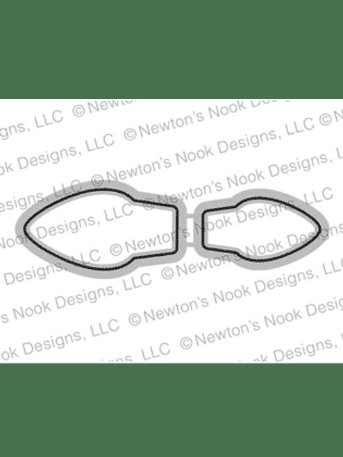 Holiday Lights Die Set ©2019 Newton's Nook Designs
