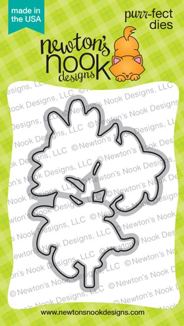 Easter Lily Die Set ©2020 Newton's Nook Designs
