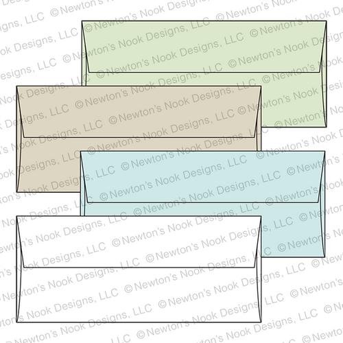 #10 Envelope Assortment - Neutrals