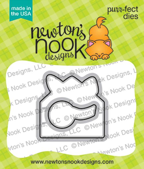 Hare Mail Die Set ©2021 Newton's Nook Designs