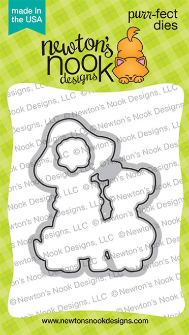 Beach Barks Die Set ©2021 Newton's Nook Designs