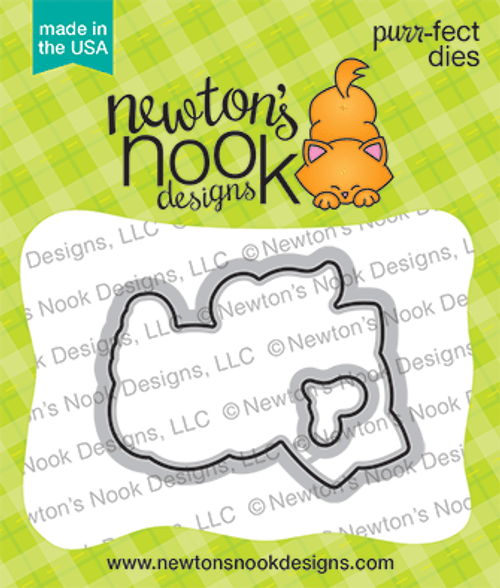 Newton's Seashell Die Set ©2021 Newton's Nook Designs