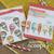 Ice Cream Friendship/Birthday Cards   Summer Scoops Stamp Set ©2015 Newton's Nook Designs