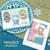 Sweater Weather Stamp Set ©2016 Newton's Nook Designs