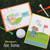 Winston's Tee Time Stamp Set ©2017 Newton's Nook Designs