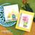 Cuppa Cactus Stamp Set ©2017 Newton's Nook Designs