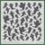 Ghosts Stencil ©2019 Newton's Nook Designs
