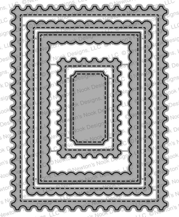 Framework Die Set ©2018 Newton's Nook Designs