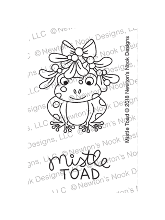 Stamp Set ©2018 Newton's Nook Designs