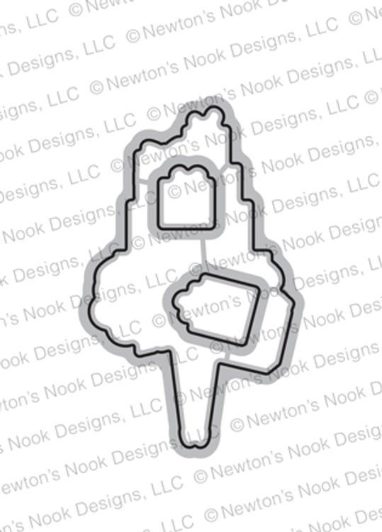 Christmas Haul Die Set ©2018 Newton's Nook Designs