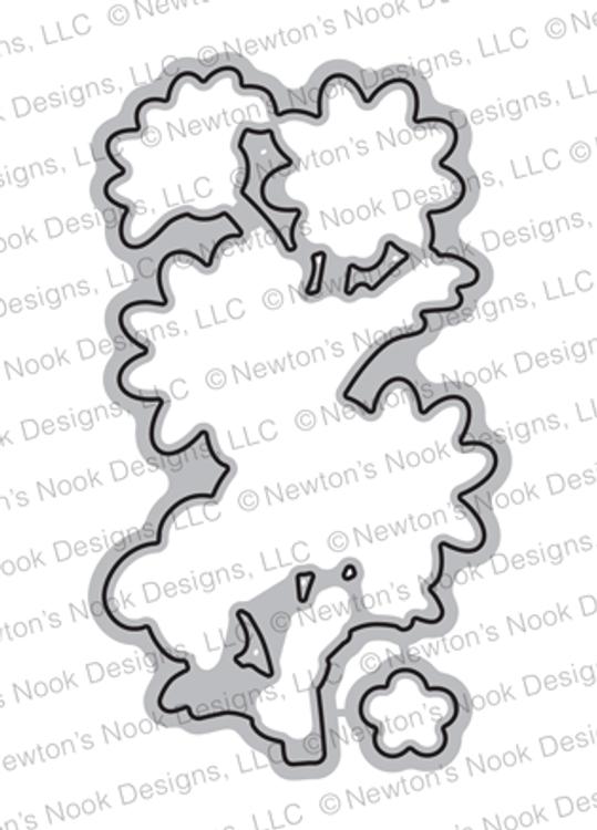 Dainty Daisies Die Set ©2019 Newton's Nook Designs