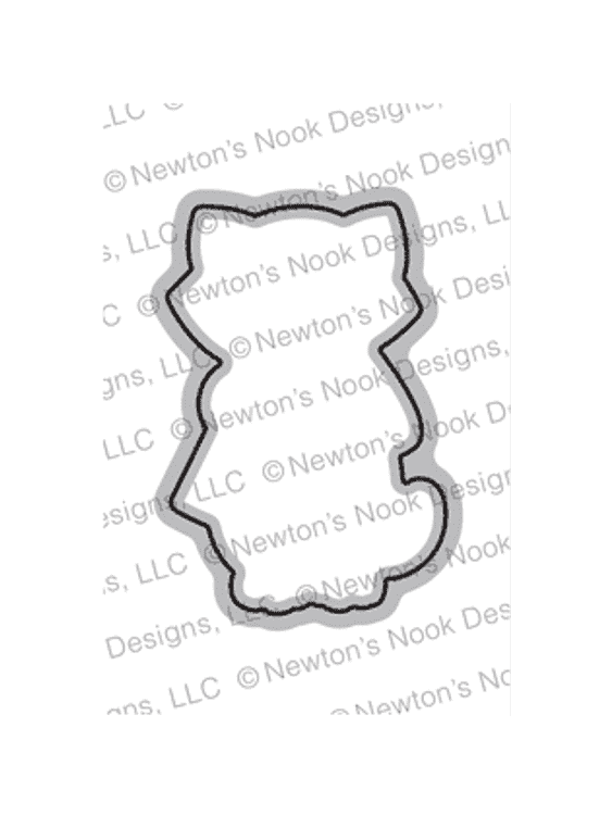 Newton's Melon Die Set ©2019 Newton's Nook Designs
