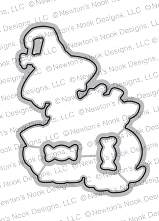 Witchy Newton Die Set ©2019 Newton's Nook Designs