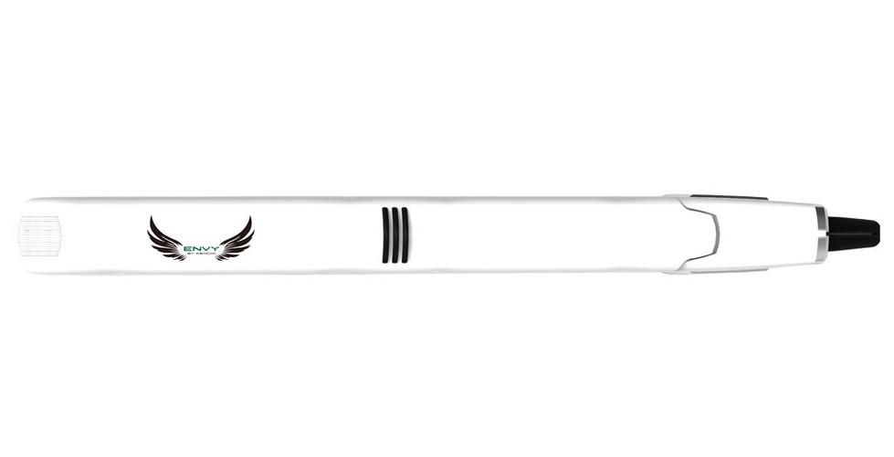 ESI-450 white straight iron, top.