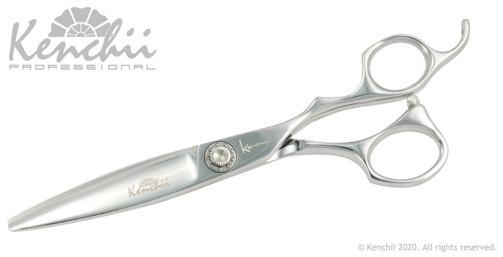 Kenchii Epic Dry Cut 6.3-inch. Scissors for hair cutting