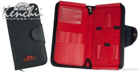 KEL5 5-shear case, black.