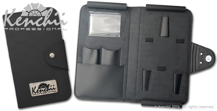 KEL5 Enigma black 5-shear snap case.