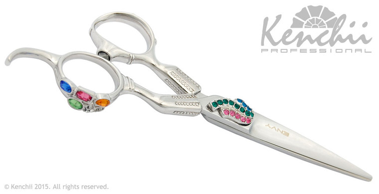 "Radiance 6.0"" Scissor and Razor Set"