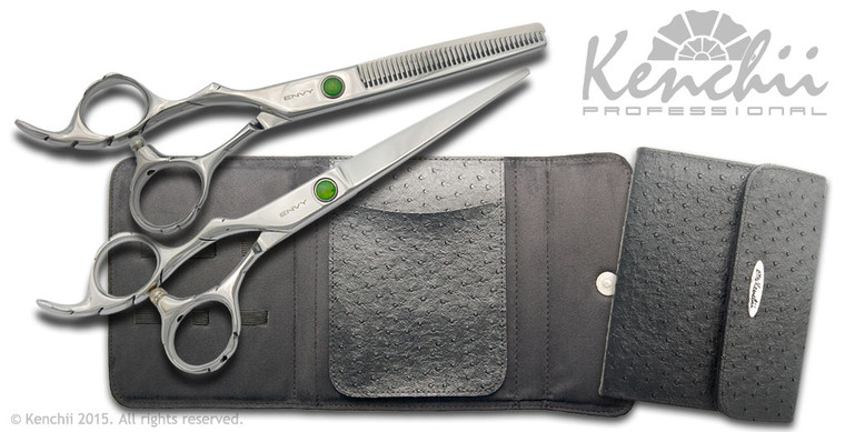 Oasis Shear and Thinner Set, Left-handed