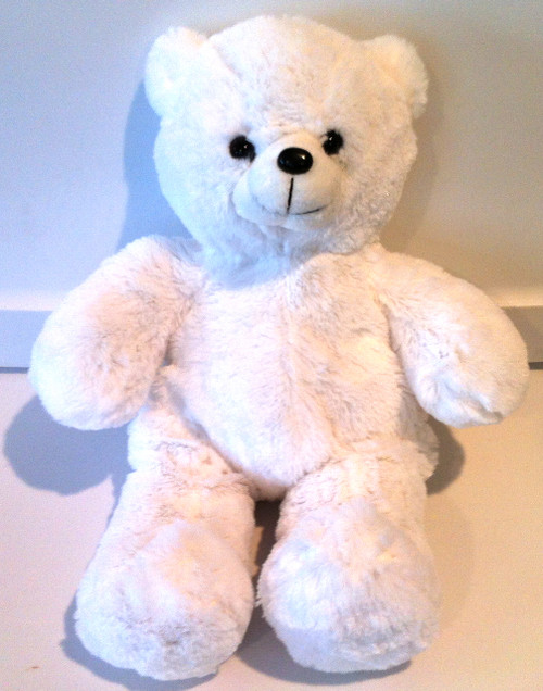 Wholesale Unstuffed White Bear