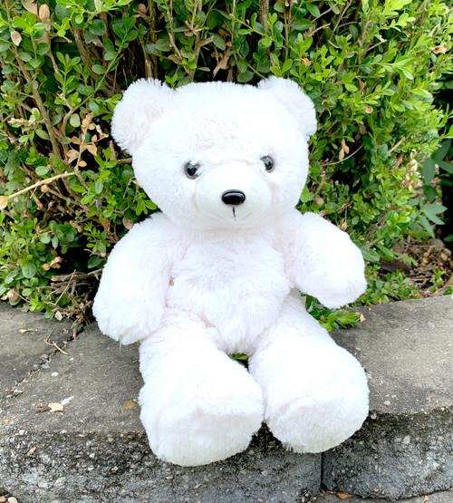 Wholesale Unstuffed White Bear