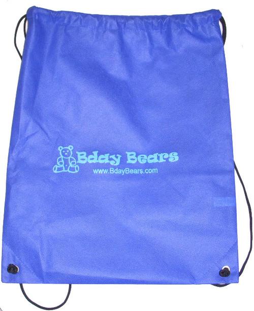 Bear Carry Home Backpack Bag