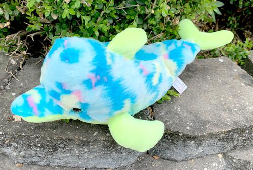 Wholesale Unstuffed Blue Dolphin