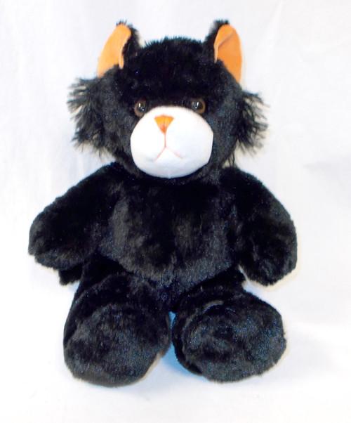 Wholesale Unstuffed Black Kitty Cat - Scaredy Cat