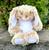 Wholesale Unstuffed Brown Bunny - Velveteen Rabbit - Brown Bunny Rabbit