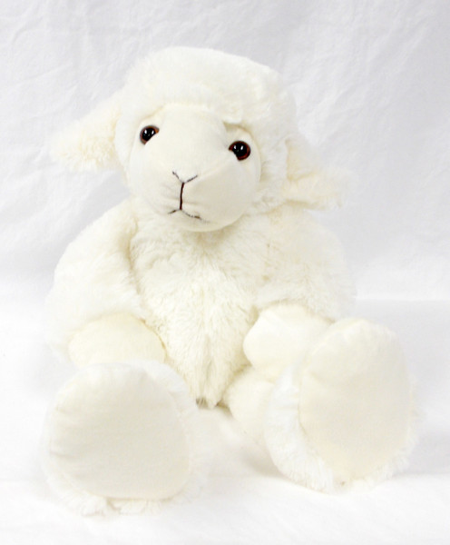 Wholesale Unstuffed Lamb - Sheep - Cream Ivory Lamb
