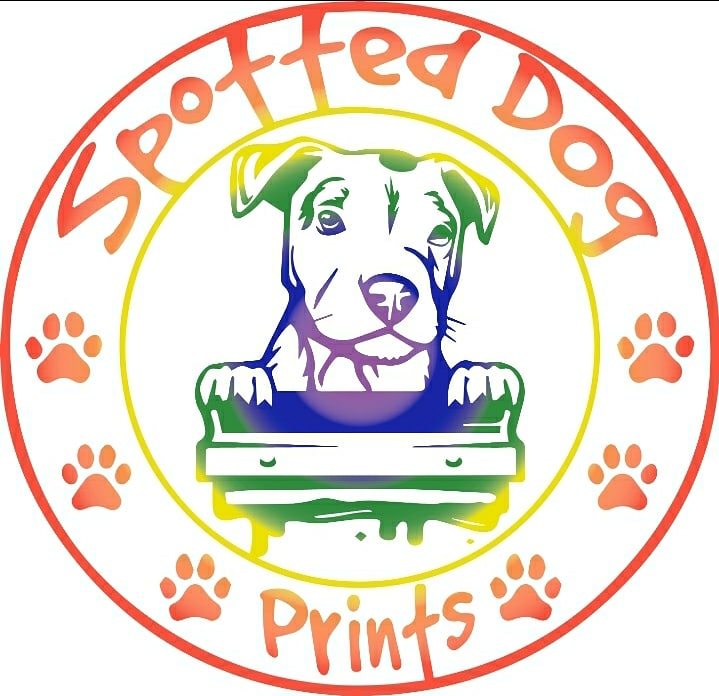 Spotted Dog Prints